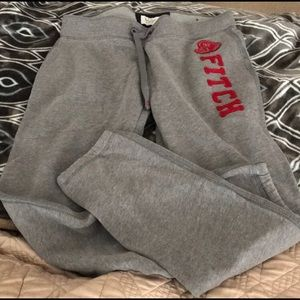 Abercrombie and Fitch Sweats